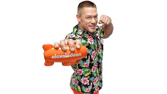 John Cena to Host the 2017 Nickelodeon 2017 Kid's Choice Awards Tonight