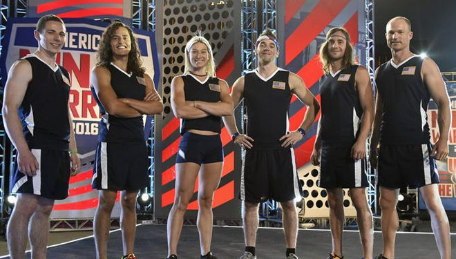 'American Ninja Warrior: USA vs. The World' Airs Tonight on NBC