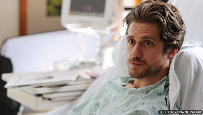 Aaron Tveit to Star in CBS Comic Thriller 'BrainDead'