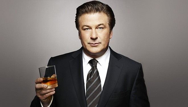 Alec Baldwin To Guest Star On 'Law & Order: SVU'
