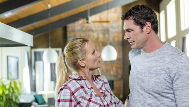 Nicollette Sheridan Stars in the Hallmark Original Telefilm 'All Yours' Tonight