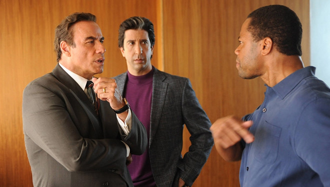 FX Airing 'The People v. O.J. Simpson: American Crime Story' Marathon Today