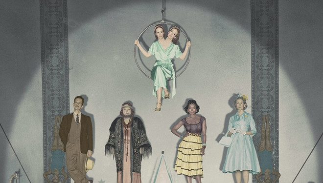 'American Horror Story: Freak Show' Episode Guide (Oct. 22): Fortuneteller Captivates Jimmy