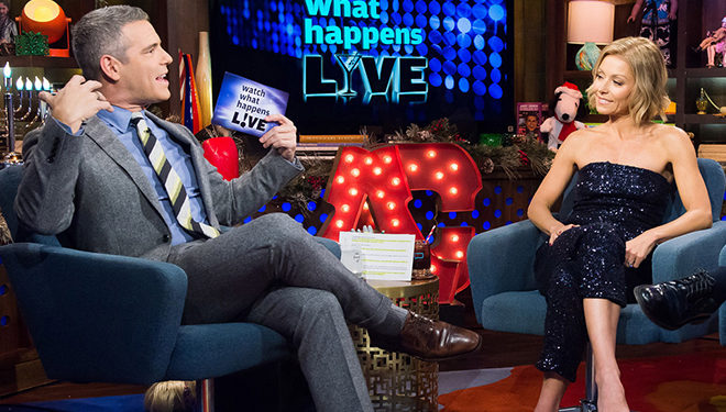 'LIVE with Kelly' Episode Guide (Oct. 18): David Hyde Pierce; Victoria Justice; Matt Bomer