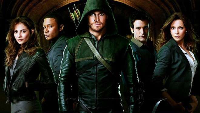 'Arrow' Episode Guide (March 22): Prometheus Tries to Break Oliver