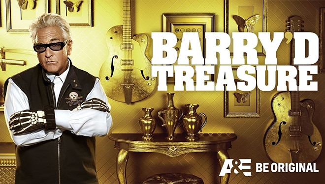 'Barry'd Treasure' Episode Guide (April 29): Barry Tracks Down Rare Toys in LA