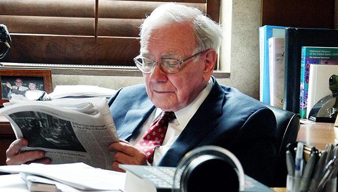 Documentary 'Becoming Warren Buffett' Premieres Tonight on HBO
