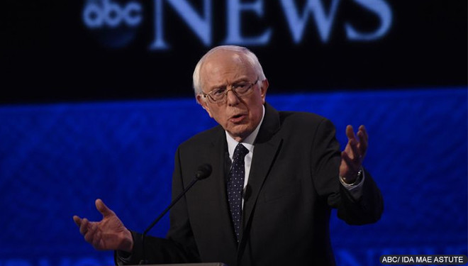 Democratic Presidential Candidate Bernie Sanders Visiting 'The Nightly Show with Larry Wilmore' Tonight