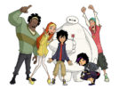 Disney XD Orders Early Second Season of 'Big Hero 6 The Series'