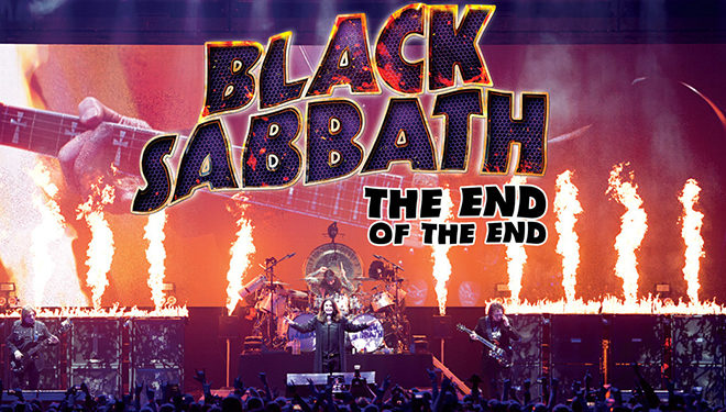 Film 'Black Sabbath: The End of the End' Premieres Tonight on Showtime
