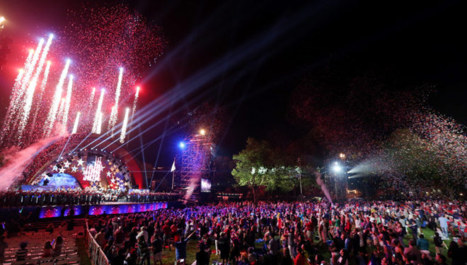 The 43rd Annual Boston Pops Fireworks Spectacular Airs Tonight on CBS