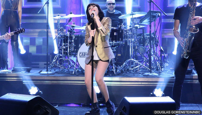Musician Carly Rae Jepsen Joins 'Grease: Live' Cast