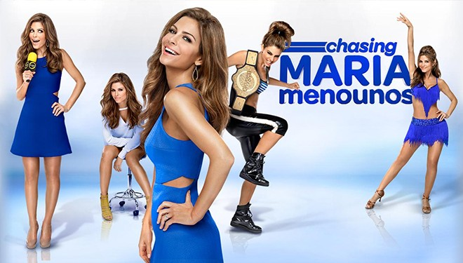 'Chasing Maria Menounos' Episode Guide (April 29): Maria Tries to Fix Relationship with Stepmother