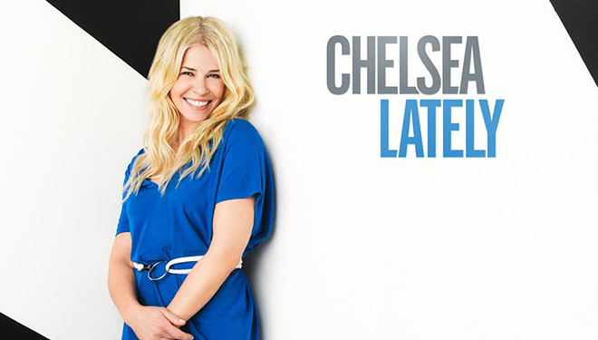 Chelsea Handler's 'Chelsea Lately' Concludes Its Run Tonight on E!