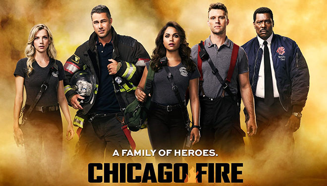 'Chicago Fire' Episode Guide (Oct. 12): Lt. Casey Butts Heads With the Temporary Chief