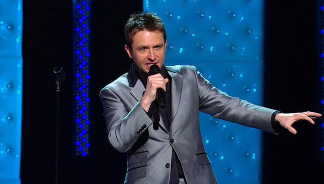 Comedy Central Renews '@midnight with Chris Hardwick' for Fourth Season