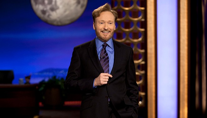 Conan O'Brien Inks New 4 Year TBS Deal
