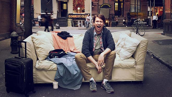 HBO Renews Comedy Series 'Crashing'