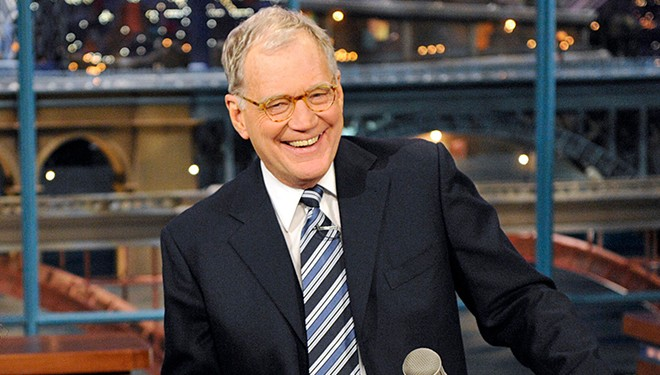 This Week's 'Late Show with David Letterman' Guests: Michael Cera; Howie Mandel; James McAvoy; Mike Myers