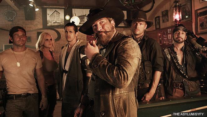Boy Band Zombie Western Mashup Movie 'Dead 7' Premieres Tonight on Syfy
