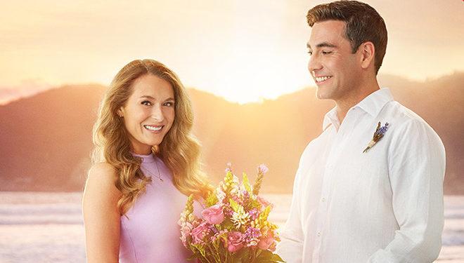 Original Telefilm 'Destination Wedding' Premieres Tonight on Hallmark Channel