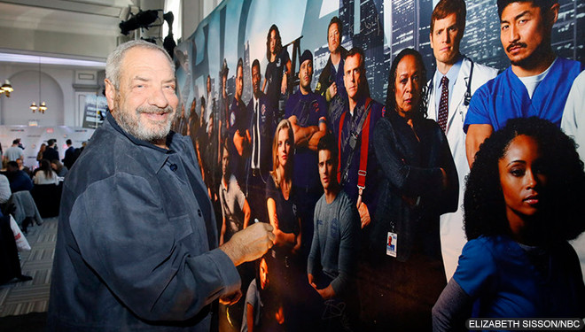 Dick Wolf Developing 'Law & Order: True Crime' Anthology Series