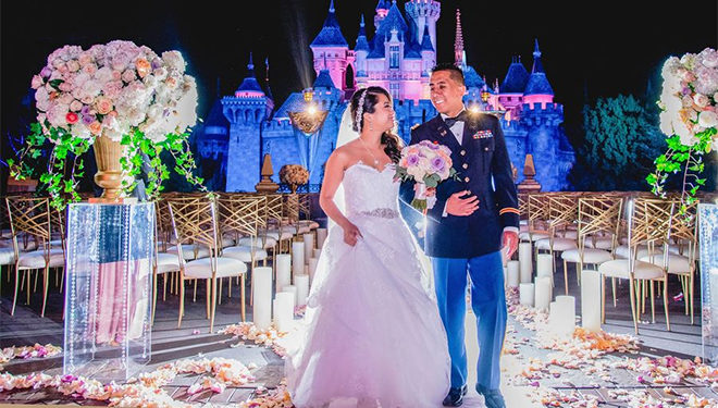 Special 'Disney's Fairy Tale Weddings' Airs Tonight on Freeform