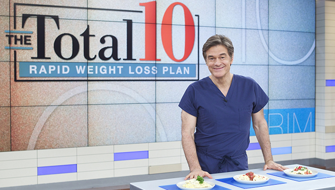 'The Dr. Oz Show' (April 25): Losing 10 Pounds By Summer; Sex Trafficking Survivor