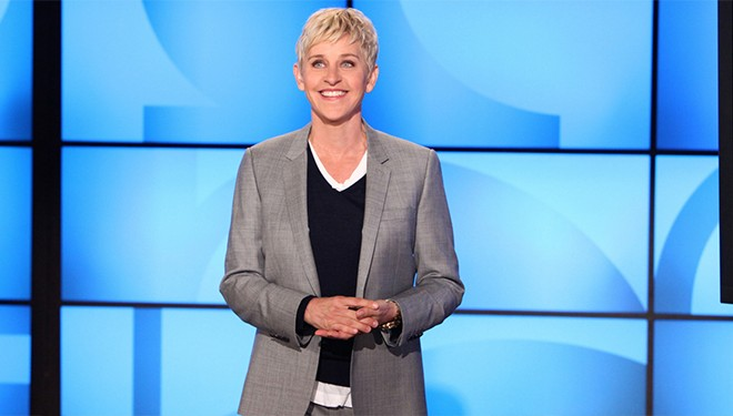 'The Ellen DeGeneres Show' Episode Guide (April 12): Eric Stonestreet; Fitz and The Tantrums Perform