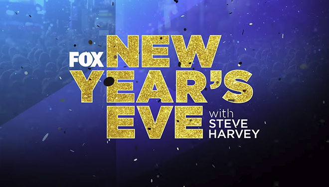 Steve Harvey Counts Down to the New Year In Live FOX Special Tonight