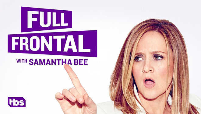 'Full Frontal with Samantha Bee' Renewed Through 2020