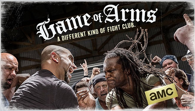 AMC's 'Game Of Arms' Pulls In 1 Million Viewers