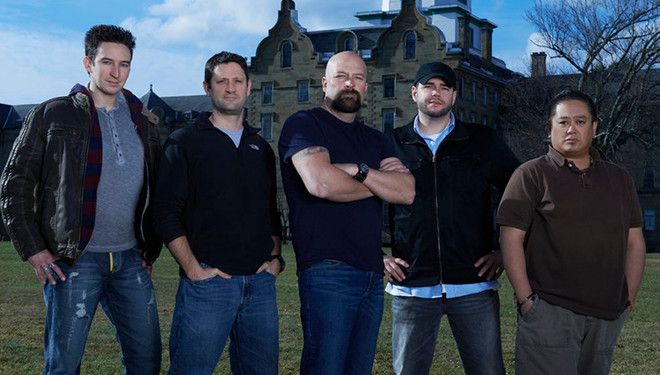 'Ghost Hunters' Episode Guide (Oct. 22): Returning to the Trans-Allegheny Lunatic Asylum
