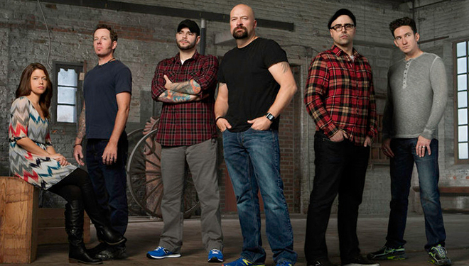 'Ghost Hunters' Episode Guide (Oct. 7): Rhode Island Theater Investigated