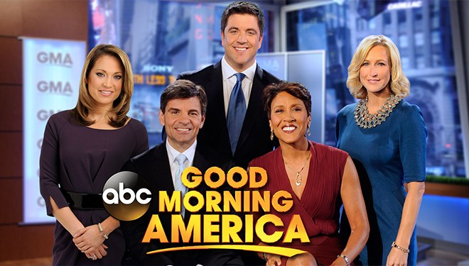Josh Elliott Leaving 'Good Morning America,' Replaced By Amy Robach