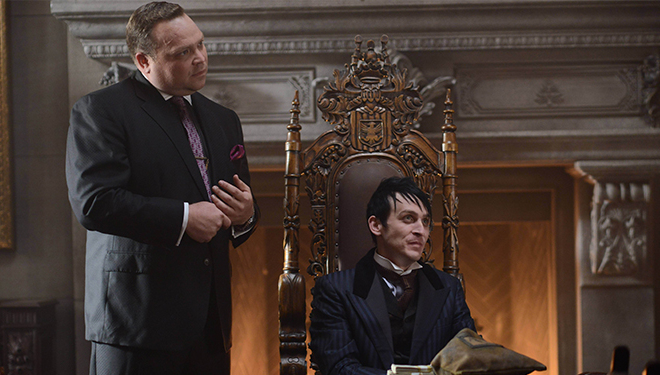 'Gotham' Episode Guide (Oct. 26): Penguin and Galavan Fight to Control Gotham City's Underworld