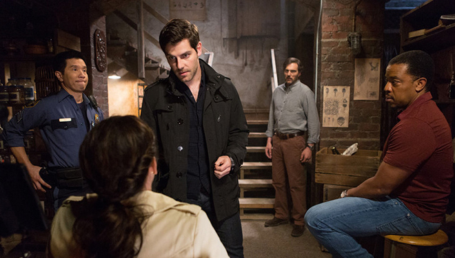 'Grimm' Episode Guide (April 29): Hank and Zuri Grow Closer