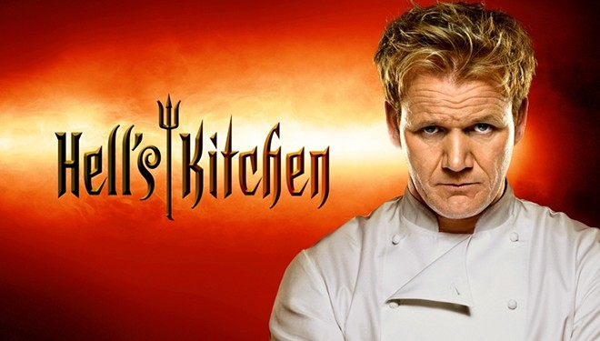 'Hell's Kitchen' Episode Guide (April 1): The Seven Chefs Participate in a Blind Taste Test
