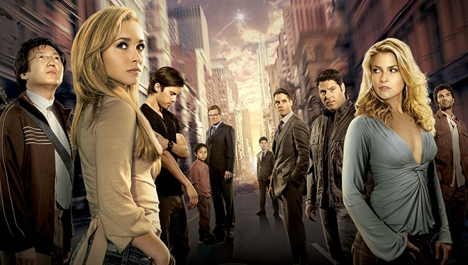 NBC Revives 'Heroes'