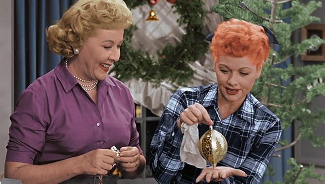 The 'I Love Lucy Christmas Special' Premieres Tonight on CBS