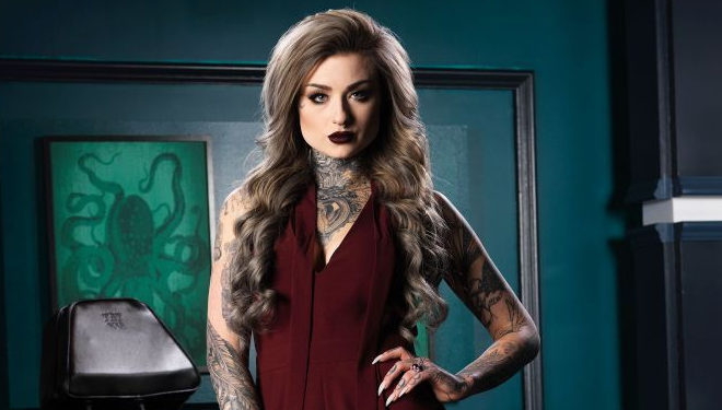 Spike TV Orders 'Ink Master: Angels' Spin-Off