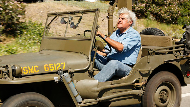 'Jay Leno's Garage' Episode Guide (July 12): Alonzo Bodden Challenged to a Dirt Bike Race