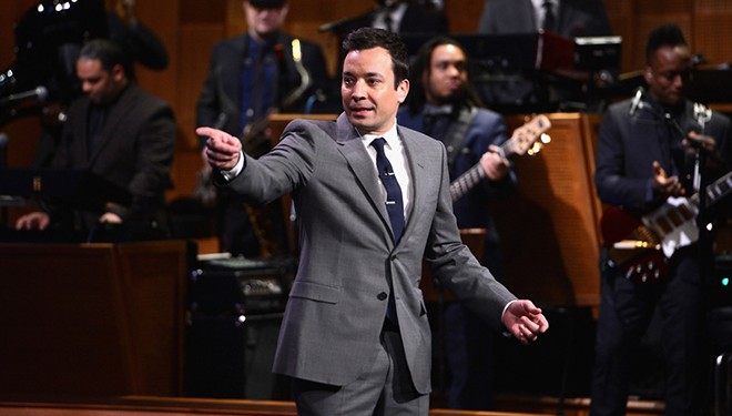 'Tonight Show Starring Jimmy Fallon' Hits Three-Week Ratings High