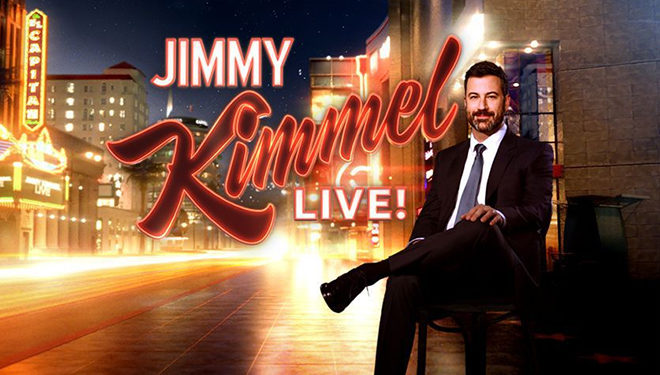This Week's 'Jimmy Kimmel Live' Guests: Clint Eastwood; Sam Rockwell; Rose Byrne; Ellen Pompeo