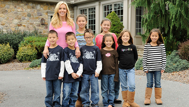 TLC Orders Additional 'Kate Plus Eight' Episodes