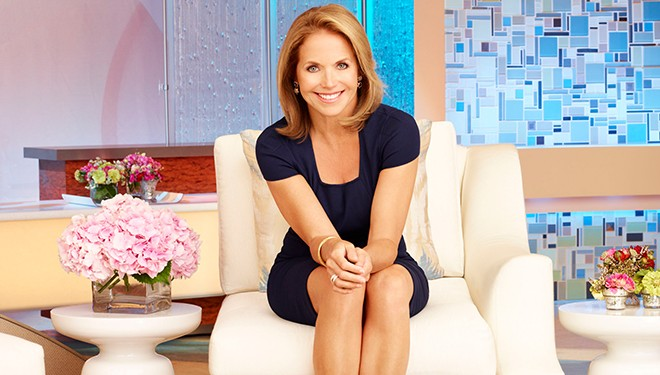 'Katie Couric Show' Episode Guide (Aug. 8): Byron Pitts on Overcoming Stuttering