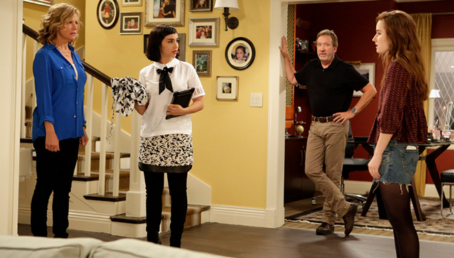'Last Man Standing' Episode Guide (April 8): Vanessa Wants to Get a Tattoo to Relate to Her Daughters