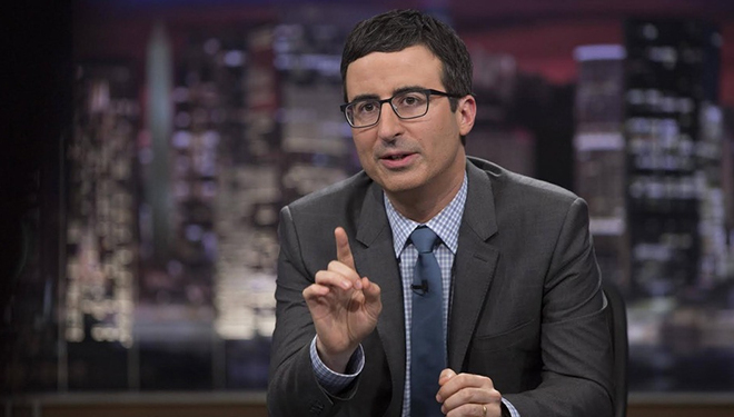 John Oliver's 'Last Week Tonight' Renewed Through 2020
