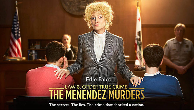 'Law & Order: The Menendez Murders' (Oct. 24): The Case Played Out on Television