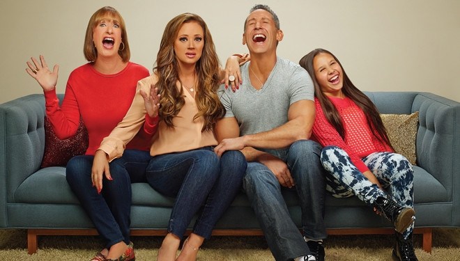 'Leah Remini: It's All Relative' Episode Guide (Aug. 7): Leah Holds a Cooking Contest
